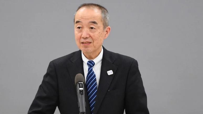 Ichiro Hoshino  - novo presidente T-League