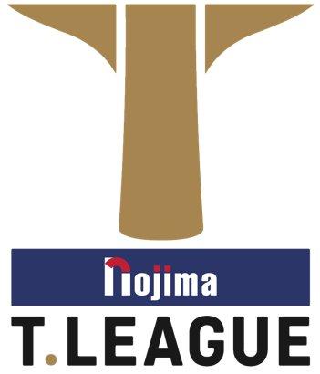 T-League - logo